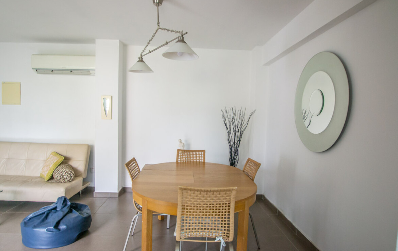 Квартира в Паралимни - обеденная зона