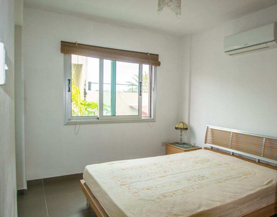 Апартаменты с титулом в Парлимни - спальня