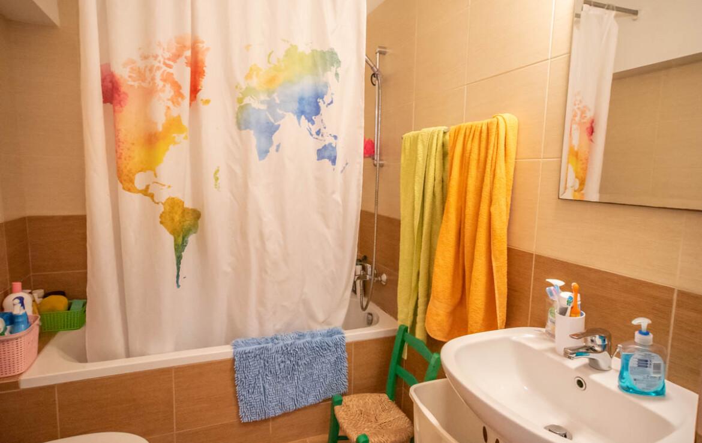 Квартира в Каппарисе - ванная