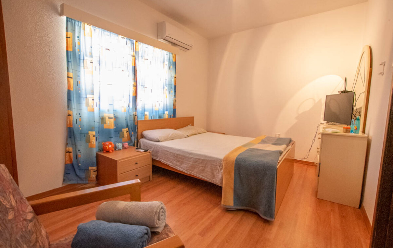 Таунхаус в Каппарисе - спальня
