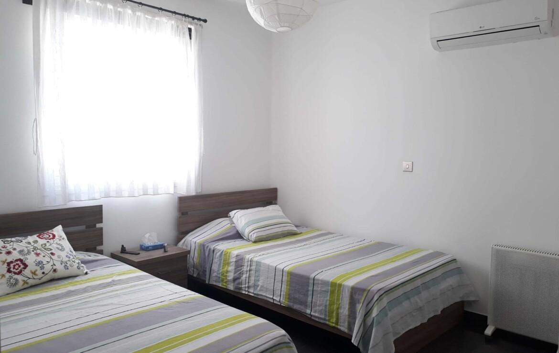 Апартаменты в Ларнаке - спальня