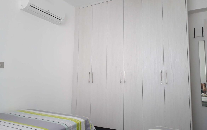 Квартира в Ларнаке - спальня