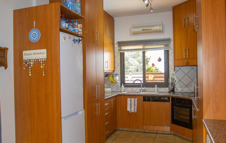 Домик во Френаросе - кухня