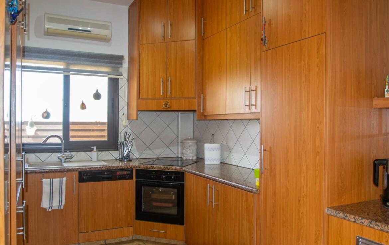 Уютный домик во Френаросе - кухня