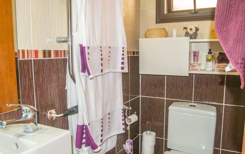 домик во Френаросе - ванная