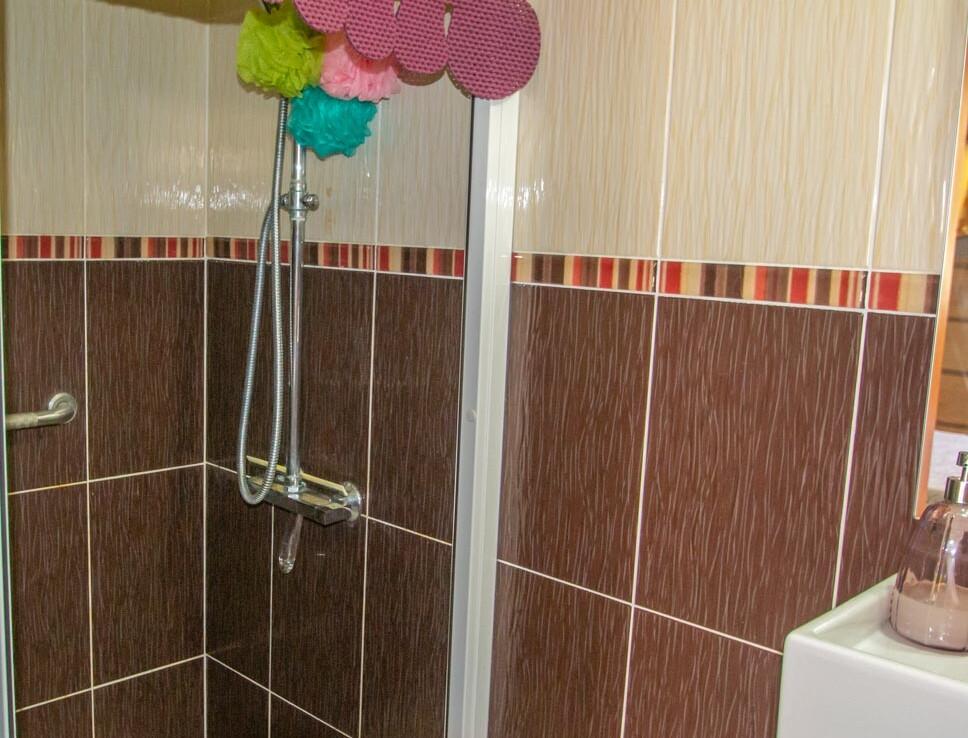 купить дом на Кипре -ванная