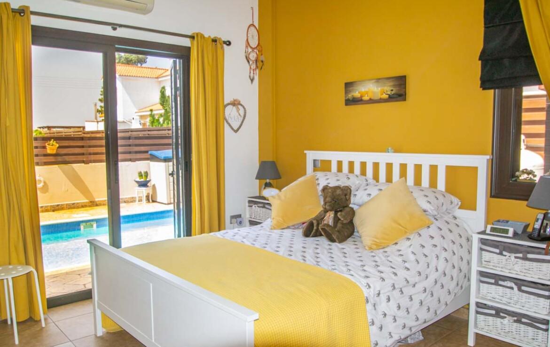 купить недвижимость на Кипре - спальня