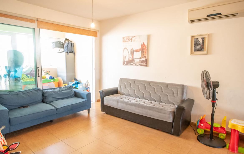 Двуспальные апартаменты - гостиная