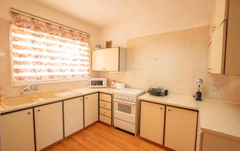 Трехспальный таунхаус в Каппарисе - кухня