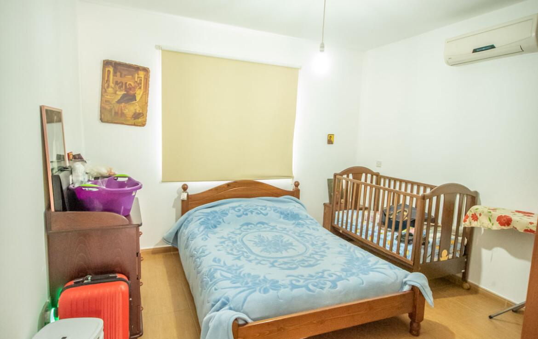 Апартамениты в Каппарисе - спальня