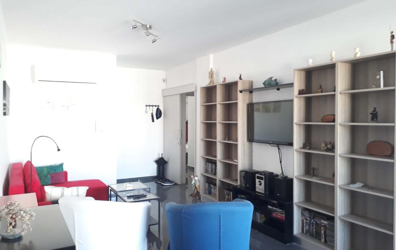 Апартаменты в Ларнаке купить - гостиная