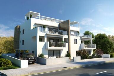 Новые апартаменты в Паралимни