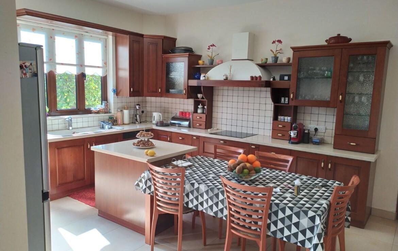 Дом в Ларнаке - кухня