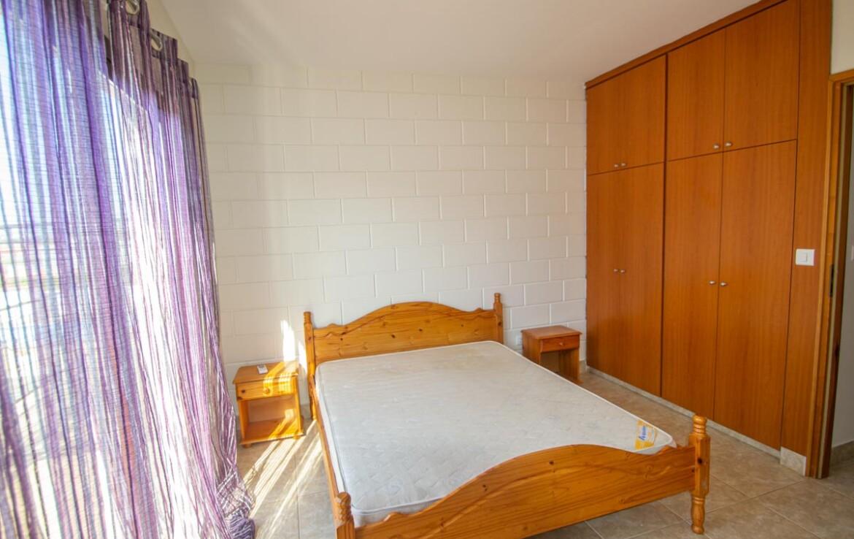 Дом в Лиопетри - спальня
