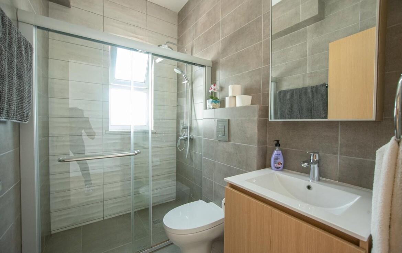 Вилла в Протарасе - ванная