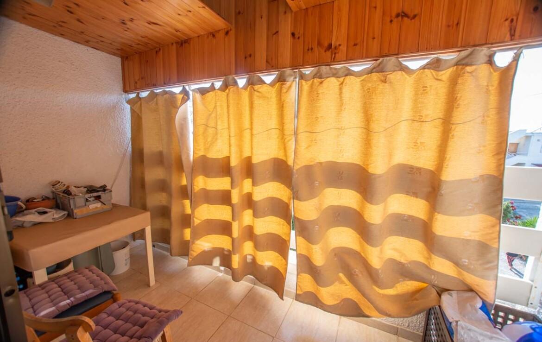 Купить квартиру в Айя Напе - балкон