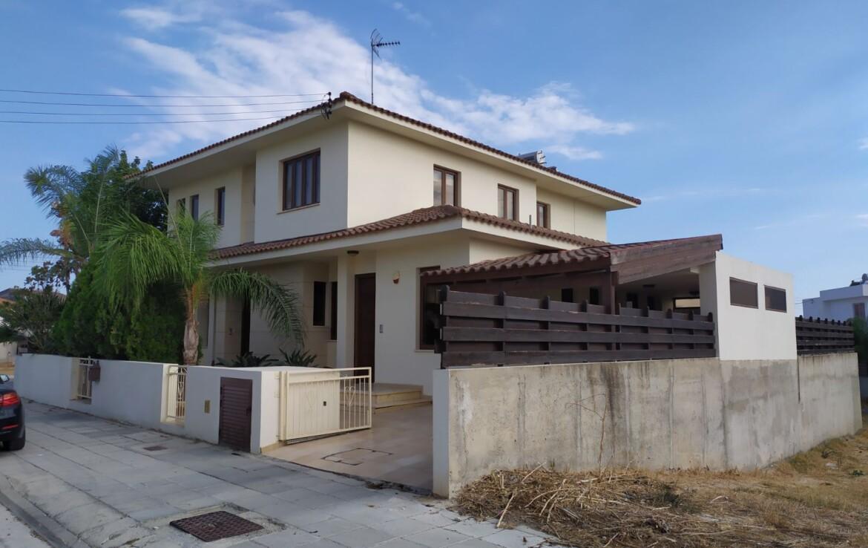 Вилла в Ларнаке на Кипре