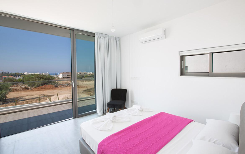 дома Кипра - спальня