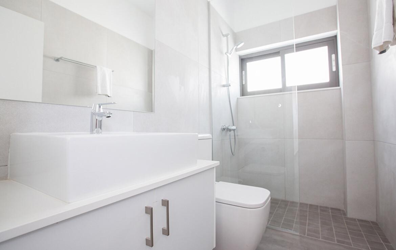 Виллы Айя Напа - ванная