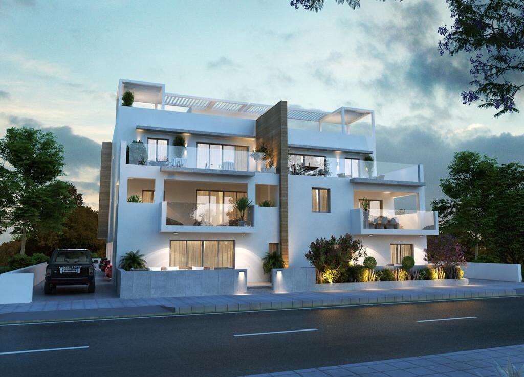 Новые квартиры в Паралимни