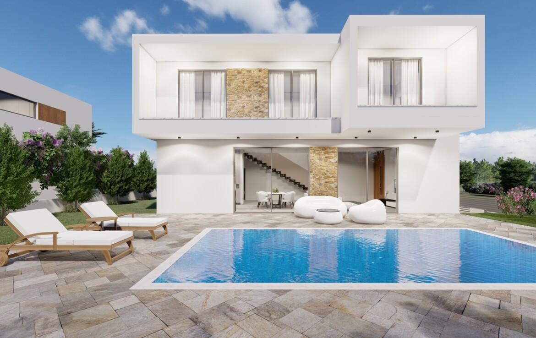 Новый дом в Ксилофаге