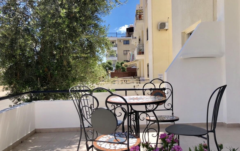 Апартаменты Кипра Ларнака - балкон