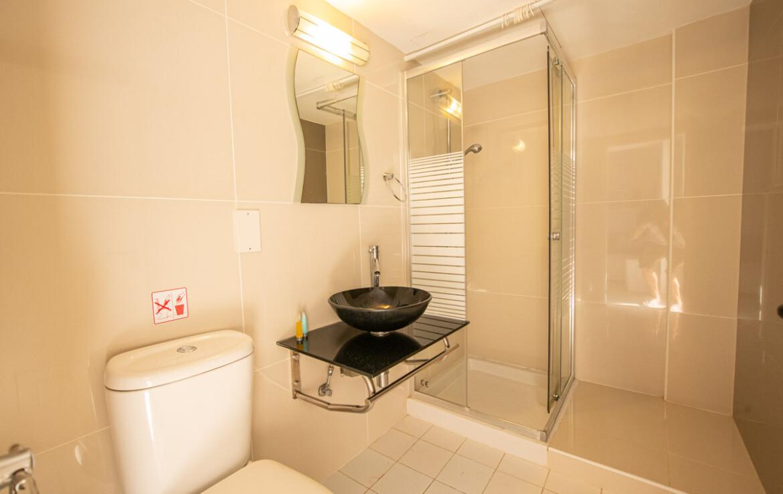 студия в Протарасе - ванная