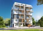 Современные апартаменты Ларнаки