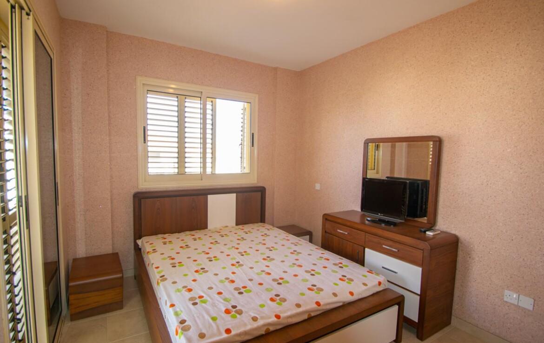 Апартаменты в Айя Триаде - спальня