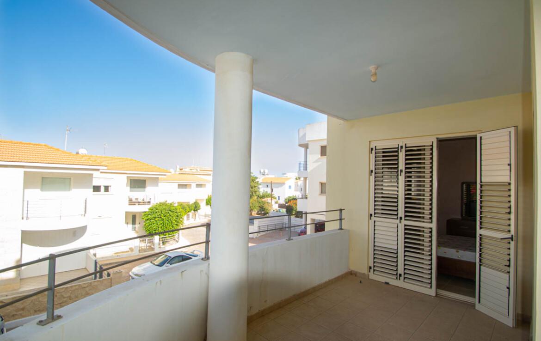 Апартаменты в Айя Триаде - балкон