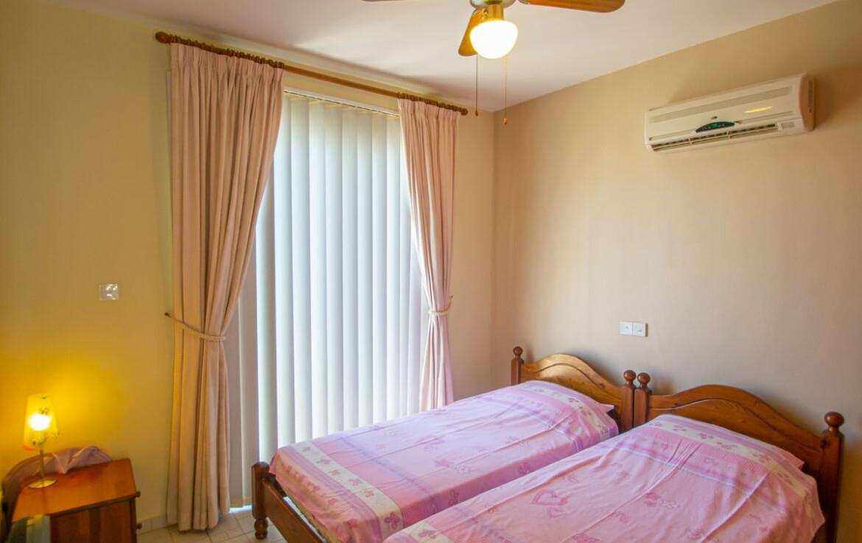 Вилла на Кипре - спальня