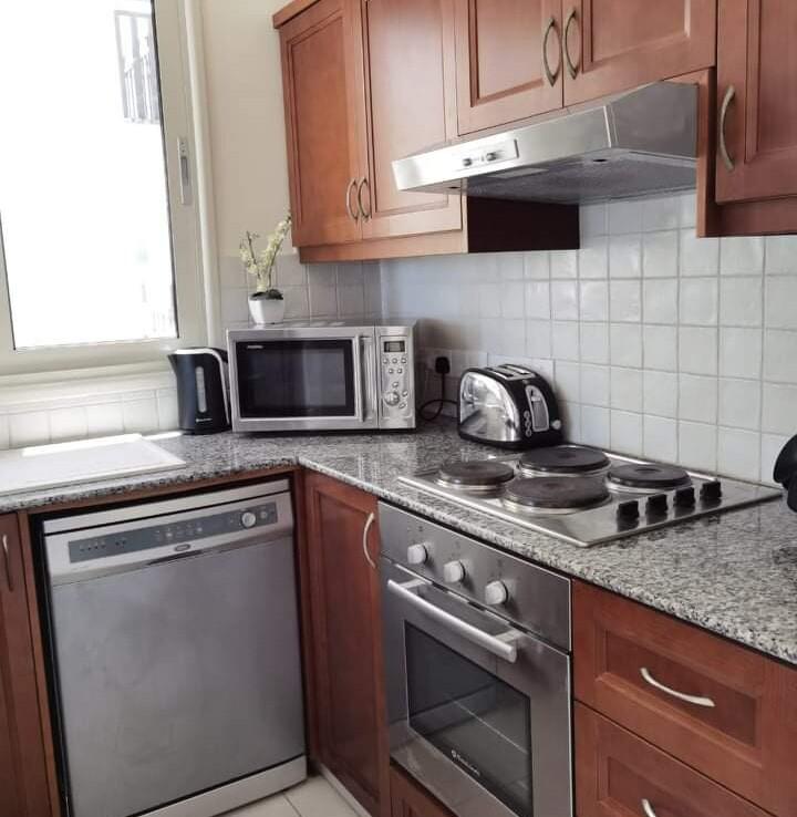 Уютный домик в Каппарисе - кухня