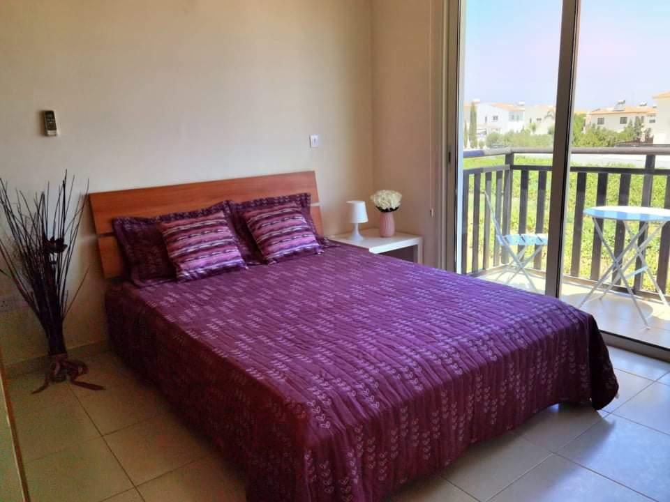 Уютный домик в Каппарисе - спальня