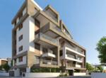 Новый проект апартаментов в Ларнаке