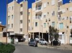 Квартира на границе Паралимни и Дериньи