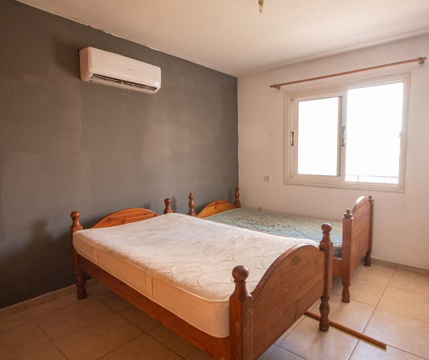 Квартира в Паралимни - спальни