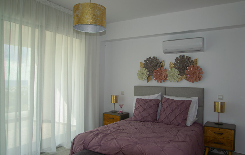 Купить дом на Кипре - спальня