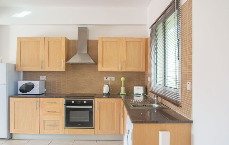 Трехспальная квартира в Каппарисе - кухня