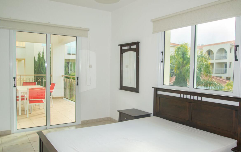 Трехспальная квартира в Каппарисе - спальня