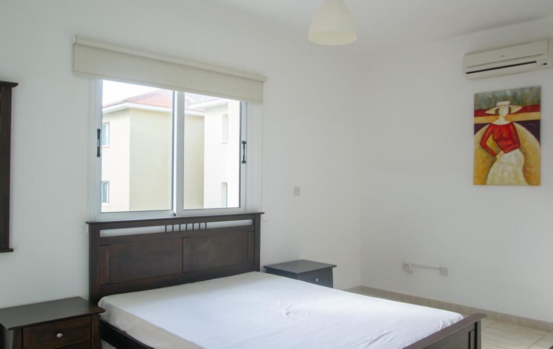 квартира в КАппарисе - спальня
