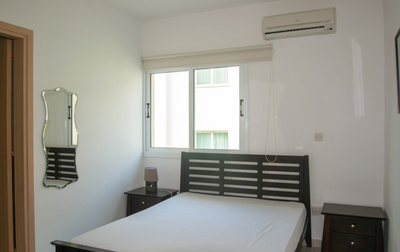 Квартира в Каппарисе на продажу - спальня