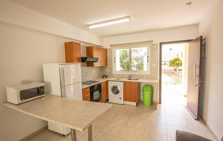 Апартаменты с титулом в Каппарисе - кухня