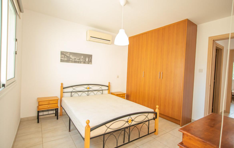 Апартаменты с титулом в Каппарисе - спальня