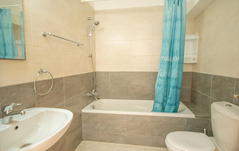 Апартаменты с титулом в Каппарисе - ванная