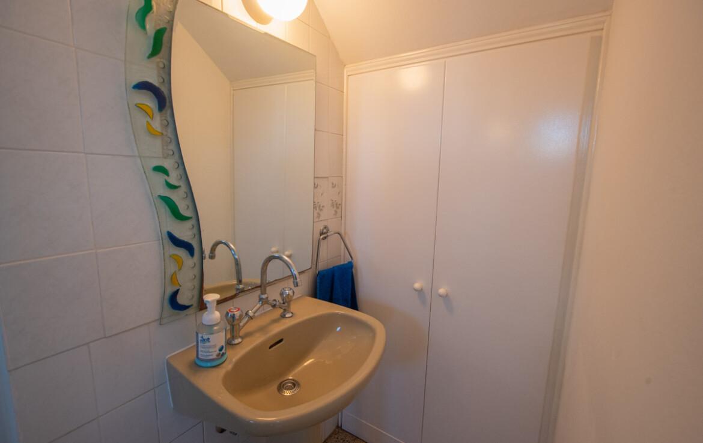 Дом в Айя Триаде - гостевой туалет