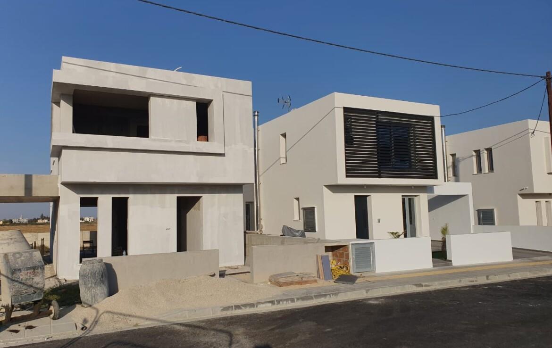 Новая вилла в Кити - прогресс строительства