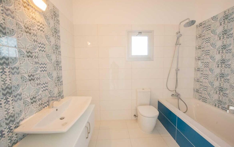 Вилла в Каппарисе на продажу - ванная
