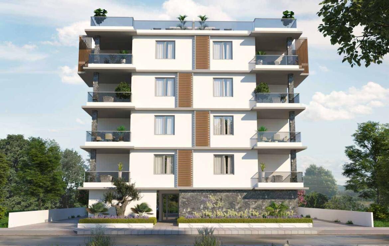 Новые квартиры в Камарес купить